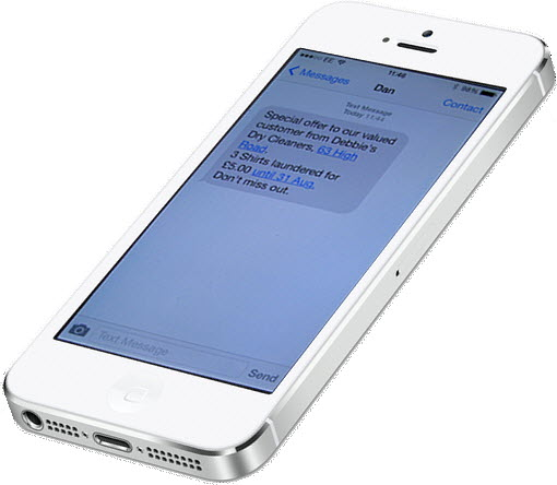 Text iphone 2